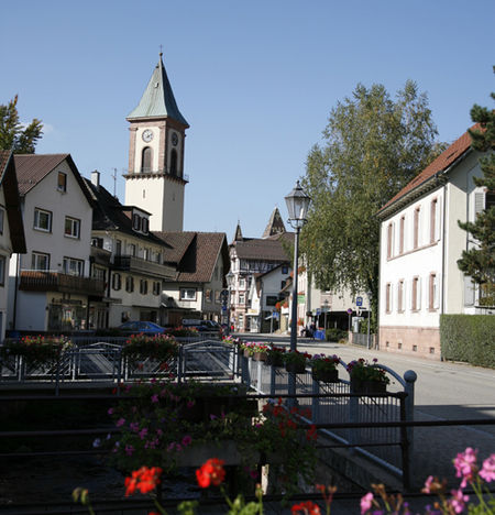 Ortsteil Bad Peterstal